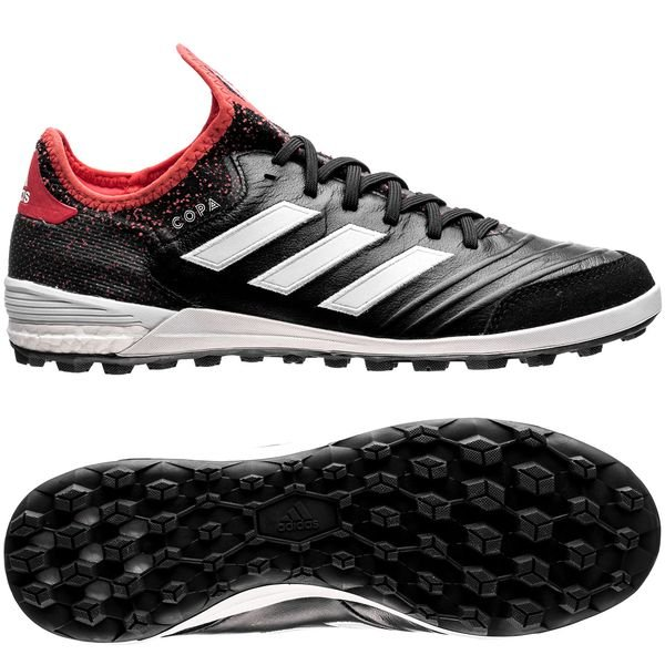 adidas copa tango 18.1 tf cold blooded - core black footwear white real  coral ... 7ac997d5e
