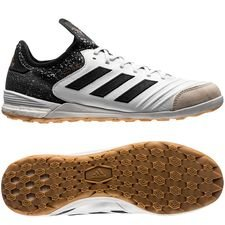 adidas copa tango 18.1 in skystalker - footwear white/core black/tactile gold metallic - indoor shoes