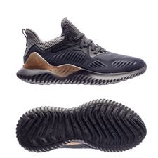 adidas running shoe alphabounce beyond - grey four kids - running shoes