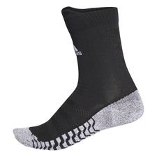 adidas football socks alphaskin ultralight crew - black/white - socks