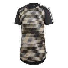 Image of   adidas Trænings T-Shirt Tango Graphic Skystalker - Guld/Sort