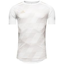 Image of   adidas Trænings T-Shirt Tango Graphic Skystalker - Hvid/Guld