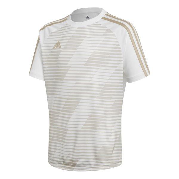 4576502b0fd1b0 adidas Training T-Shirt Tango Graphic Skystalker - White/Raw Gold Kids |  www.unisportstore.com