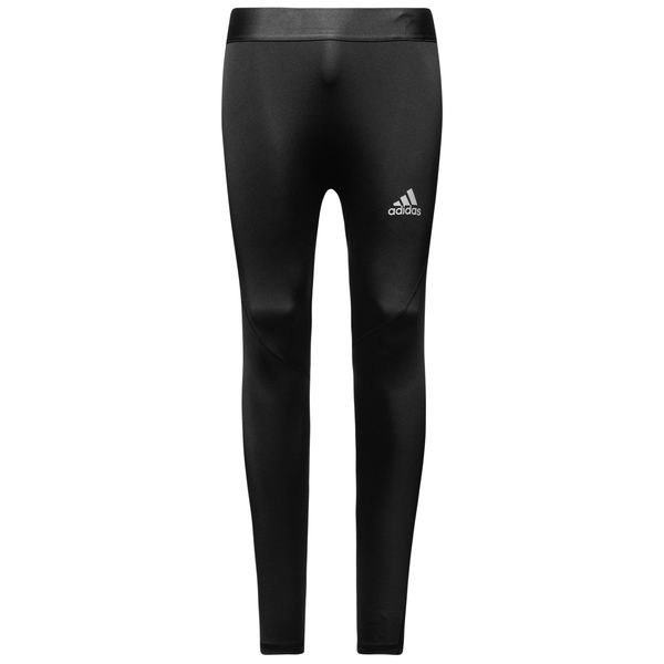 svarta adidas tights