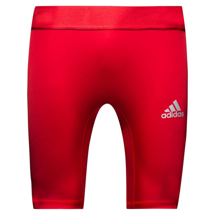 adidas Baselayer Alphaskin Sport Tights - Rød thumbnail