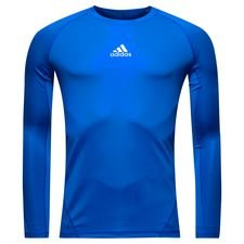 Image of   adidas Baselayer Alphaskin Sport L/Æ - Blå