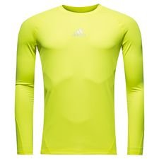 Image of   adidas Baselayer Alphaskin Sport L/Æ - Gul