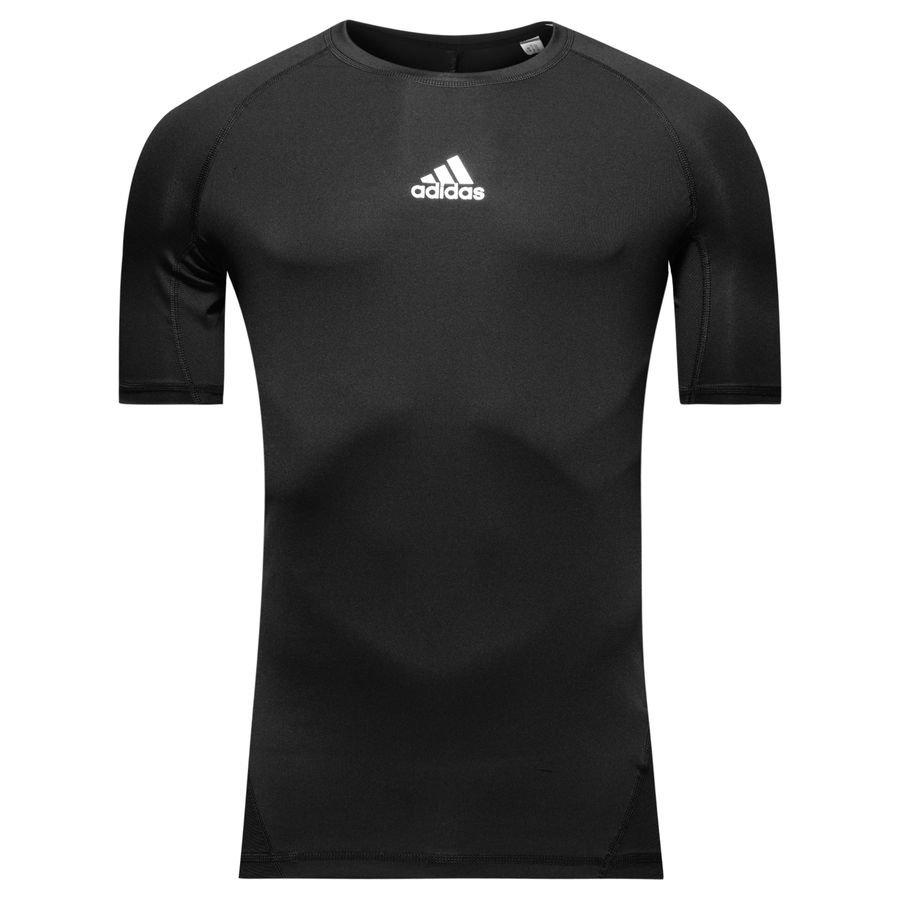 adidas Baselayer Alphaskin Sport - Sort thumbnail