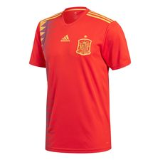 Spain Home Shirt 2017/18 PRE-ORDER
