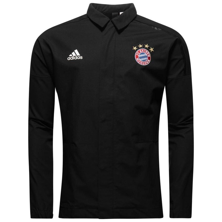 Bayern Munich Veste Z.N.E. Woven - Noir