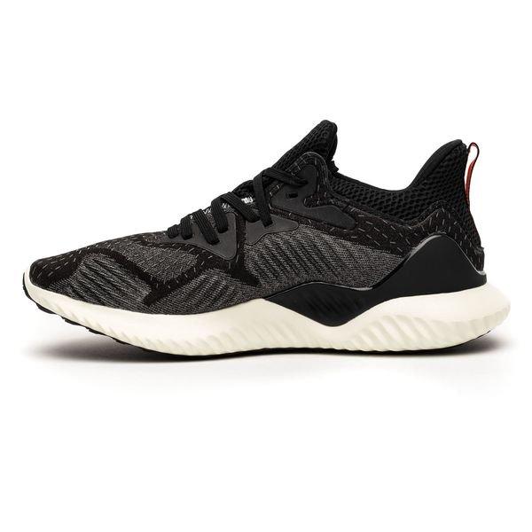 adidas scarpe da corsa alphabounce oltre il nucleo nero / ash green www