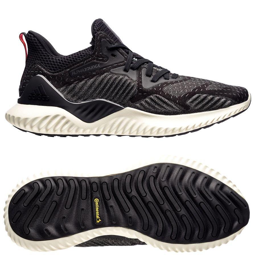adidas running shoe alphabounce beyond core blackash