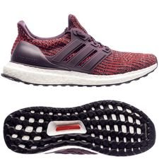 Image of   adidas Ultra Boost 4.0 - Bordeaux/Sort Børn