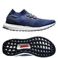 adidas ultra boost uncaged - noble indigo/black/white kids - running shoes