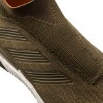 adidas predator tango 18+ boost trainer lone hunter - grøn/orange limited edition - sneakers