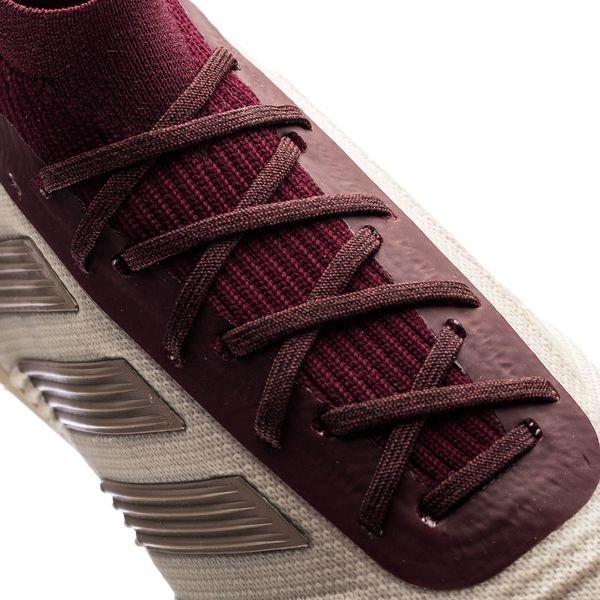 ... adidas predator 18.1 fg ag - talc vapour grey metallic maroon woman ... 50ff233b74