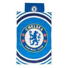 Chelsea Sängkläder - Blå/Vit