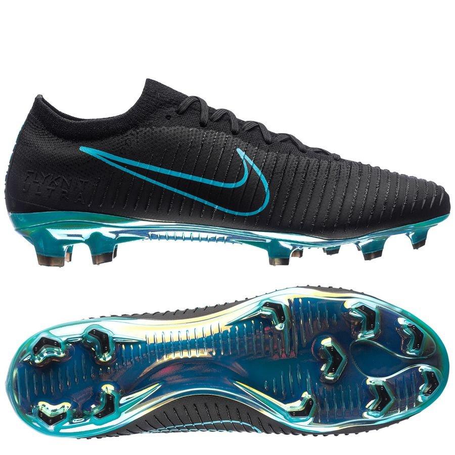 new styles 5e896 0111c ... get nike mercurial ultra flyknit vapor fg play ice sort blå limited  edition fodboldstøvler 1ae05 faadd