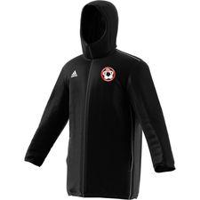 toksværd olstrup fodbold - vinterjakke sort - træningsjakke