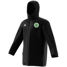 brede if - vinterjakke sort - træningsjakke