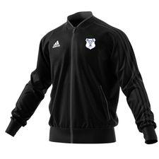 deportivo montecristo - træningsjakke sort - træningsjakke