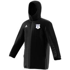 deportivo montecristo - vinterjakke sort - træningsjakke