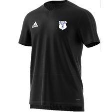 deportivo montecristo - trænings t-shirt sort - træningstrøjer