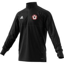 toksværd olstrup fodbold - træningstrøje sort børn - træningsjakke