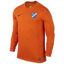 stenløse bk - målmandstrøje orange - fodboldtrøjer