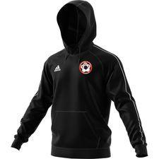 toksværd olstrup fodbold - hættetrøje sort - hættetrøjer