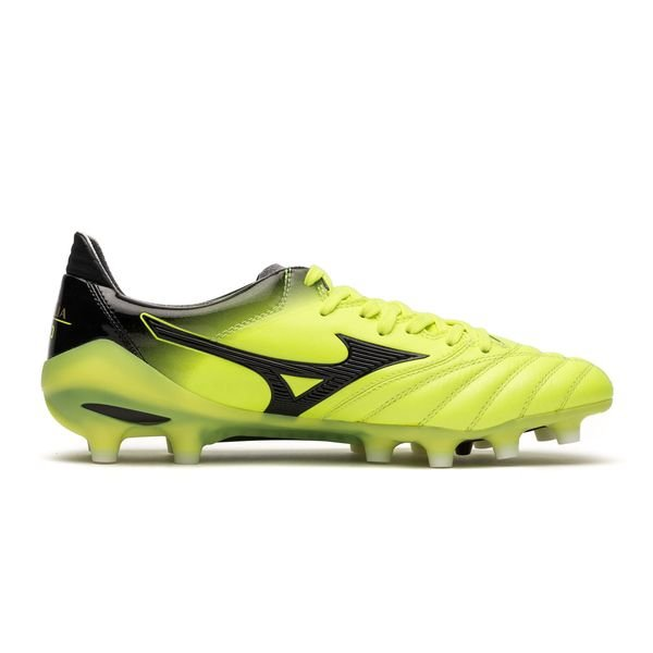 sports shoes e8d2d b2846 Mizuno Morelia Neo II Made in Japan FG Yellow Aurora ...