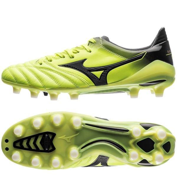 sports shoes e83f8 664af Mizuno Morelia Neo II Made in Japan FG Yellow Aurora ...