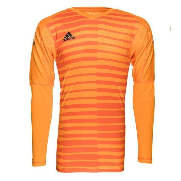 adidas målmandstrøje adipro 18 l/æ - orange børn - målmandsudstyr