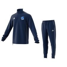 lyngby bk sweatshirt set blue/navy - track suits