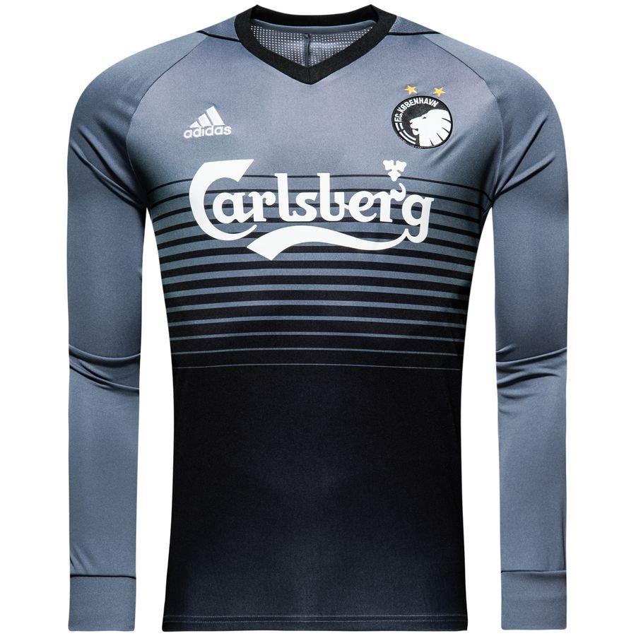 FC Copenhague Troisième Maillot Manches Longues 2018
