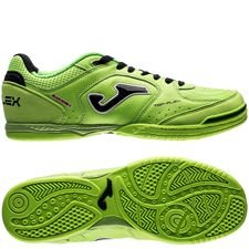joma top flex in - green/black - indoor shoes
