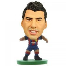 Image of   Barcelona Actionfigur Luis Suarez
