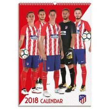 Image of   Atletico Madrid Kalender 2018