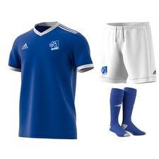lyngby bk hjemmebanesæt årgang 2001 drenge - fodboldtrøjer