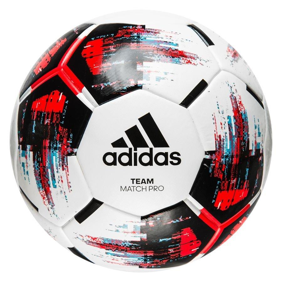 timeless design 43e9a addb6 adidas Football Team Match Pro - White Black Solar Red    www.unisportstore.com