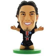 paris saint germain action figure cavani - merchandise
