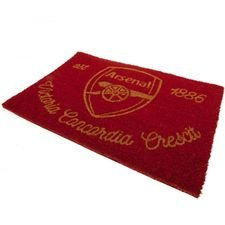 arsenal doormat - red - merchandise