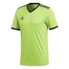 adidas matchtröja tabela 18 - grön/svart barn - fotbollströjor