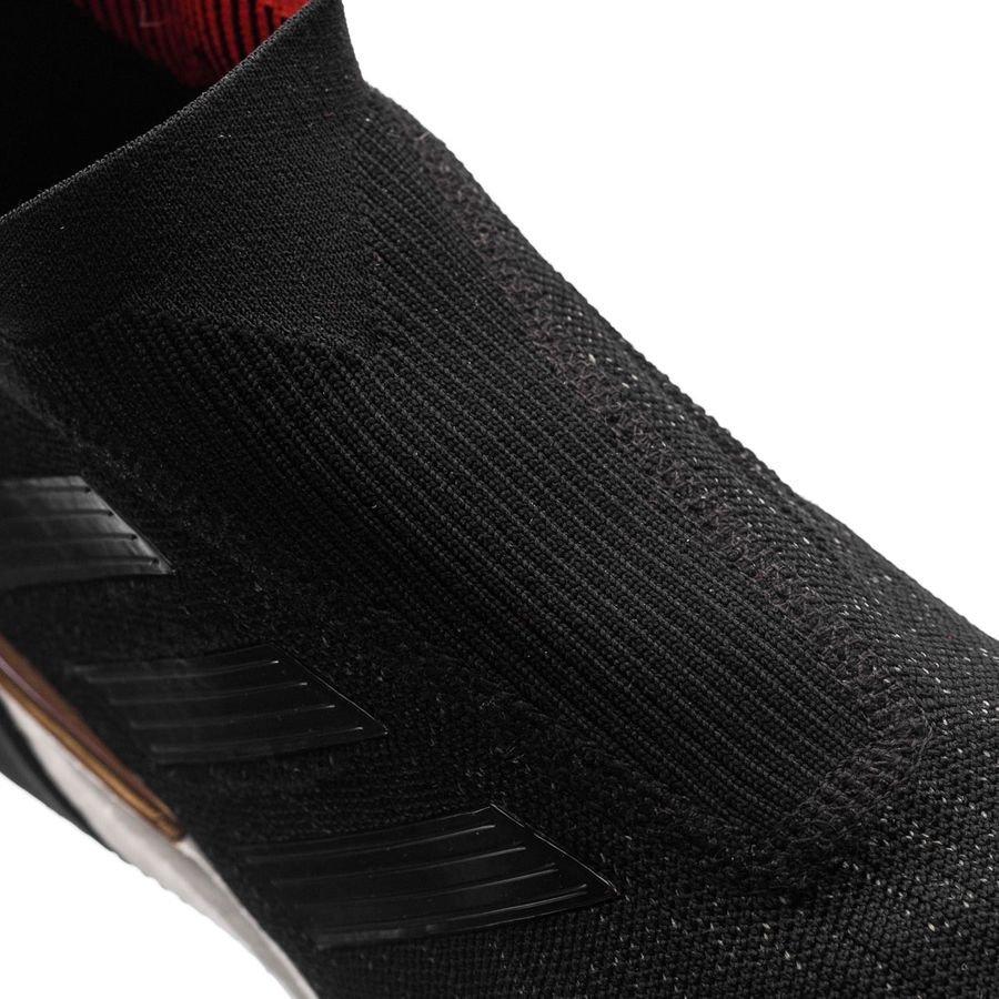 adidas Predator Tango 18+ Boost Trainer Skystalker SvartRöd LIMITED EDITION