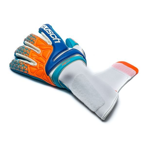 ... reusch maalivahdin hanskat prisma pro ax2 evolution negative cut -  valkoinen sininen - maalivahdin hanskat b0aae3dffc