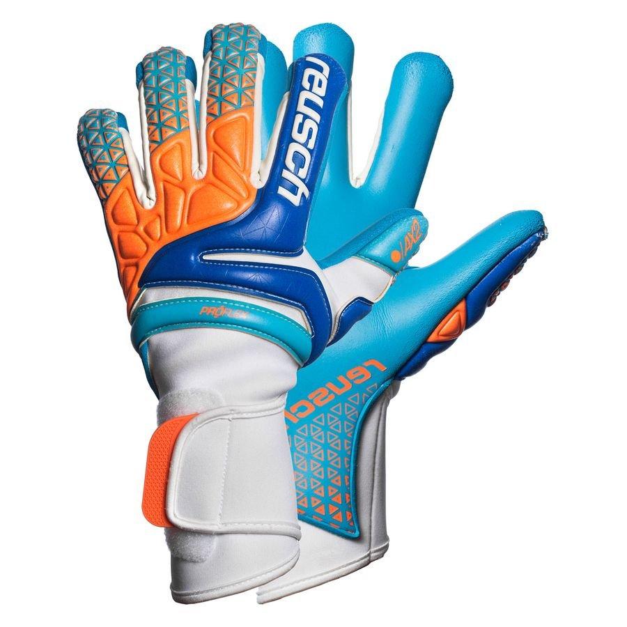 reusch maalivahdin hanskat prisma pro ax2 evolution negative cut - valkoinen  sininen - maalivahdin hanskat ... e0889c5cec