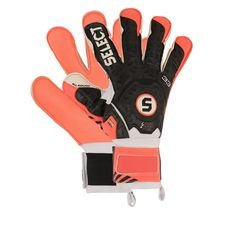 select goalkeeper gloves 33 allround - black/orange/white - goalkeeper gloves