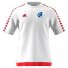 Lyngby BK - Fodboldskole Shirt Hvid/Rød
