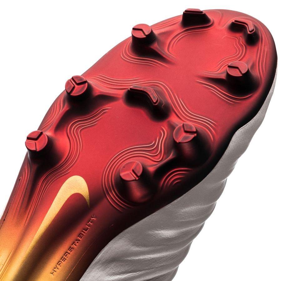 Nike Tiempo Legend 7 SR4 FG Corazon y Sangre BlancDoré ÉDITION LIMITÉE