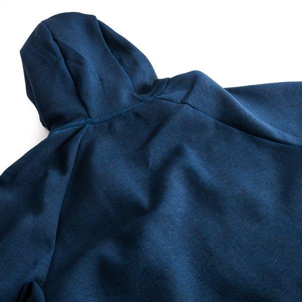 Nike Tech Fleece Windrunner FZ Bleu FoncéGrisNoir